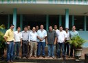 Deputado Caramez visita municípios do Vale Histórico