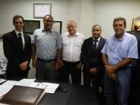 São José do Barreiro pede recursos para cobertura de quadra poliesportiva