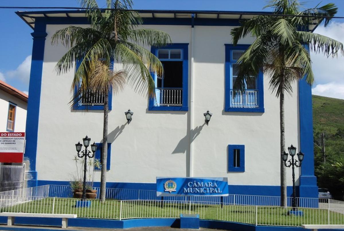 Estância Turística de São José do Barreiro-SP