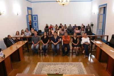 Convidados de honra - Matemática Vanguarda