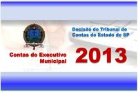 Decisão TCE - Contas 2013