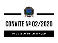 Processo de Licitação - Convite 02/2020